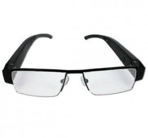 lunettes camera espion hd