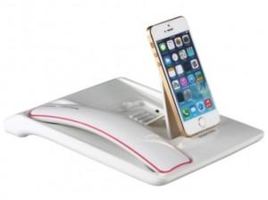 Dock Smartphone avec combiné Bluetooth 2