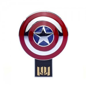 captain america cle usb 5