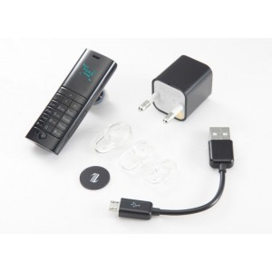 mini telephone oreillette bluetooth 2