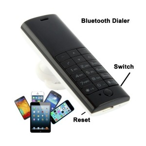mini telephone oreillette bluetooth