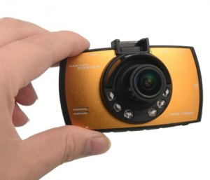 camera voiture S550 A Full HD 1080p 2