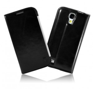 flip cover cuir pierre cardin samsung et iphone 4